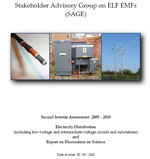 cover of second SAGE report